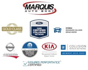Marquis Auto Body Certifications